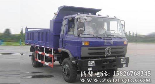 东风EQ3080自卸车