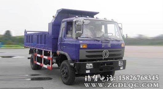 东风EQ3060自卸车