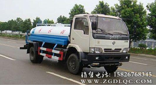 东风康霸绿化喷洒车