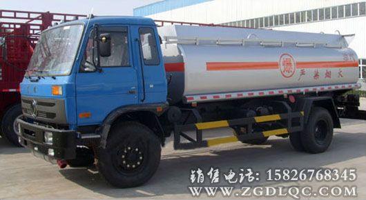东风153加油车