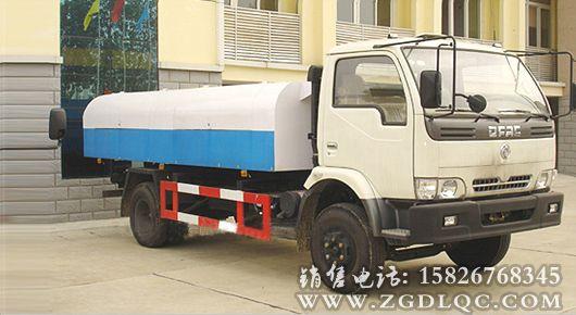 东风康霸垃圾车