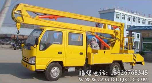 庆铃高空作业车