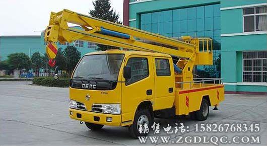 东风金霸双排高空作业车