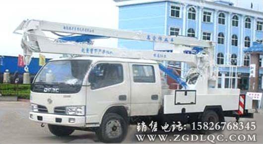 东风康霸高空作业车