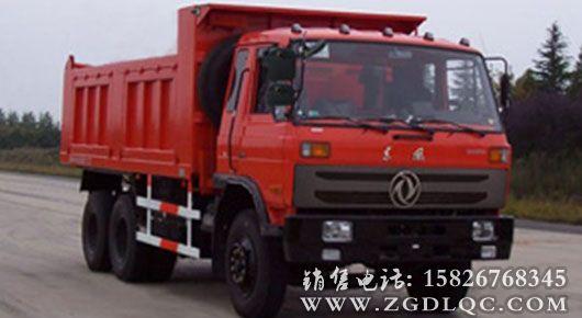 东风EQ3208GT3自卸车
