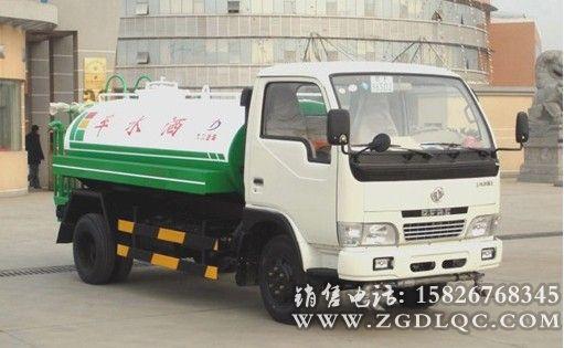 东风小金霸绿化喷洒车