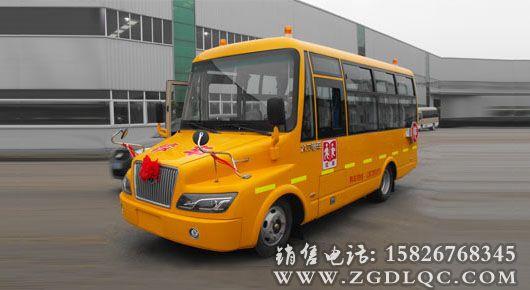 江淮19座幼儿校车(大力牌)