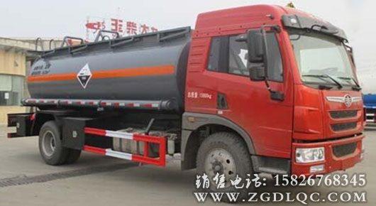 解放单桥盐酸车(9.2方)