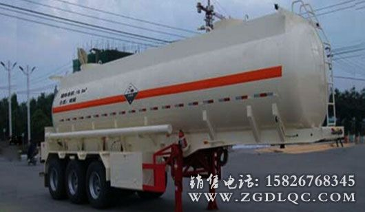 硫酸三桥半挂车(19.9方)