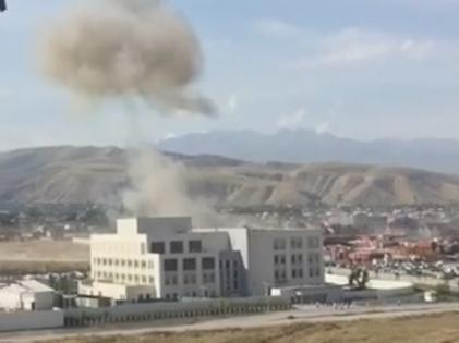 中国驻吉尔吉斯斯坦大使馆附近发生爆炸 3人受伤