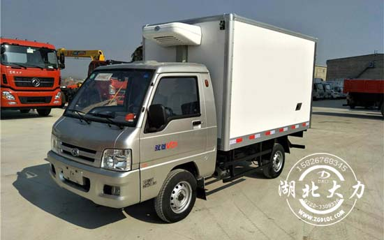 福田冷藏车