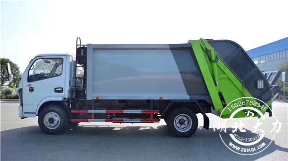 国六压缩垃圾车