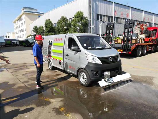 长安路面清洗养护车