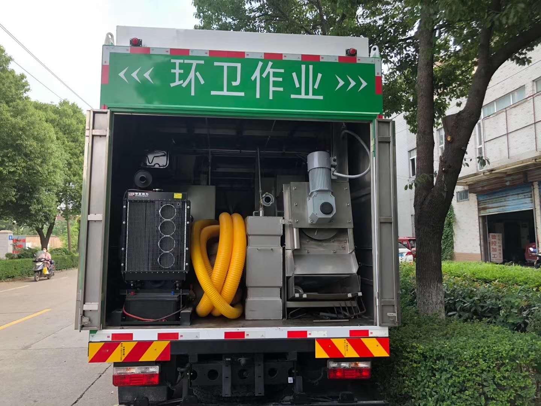 东风多利卡污水处理车